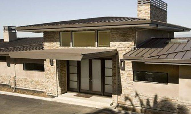 Low Pitch Roof Houzz