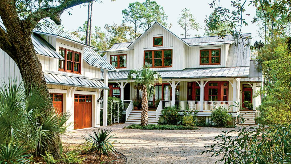 Lowcountry Style House Southern Living