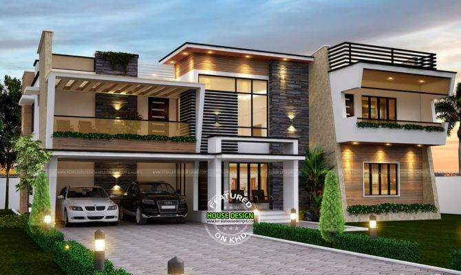 Luxuries Contemporary House Plan Creo Homes Amazing