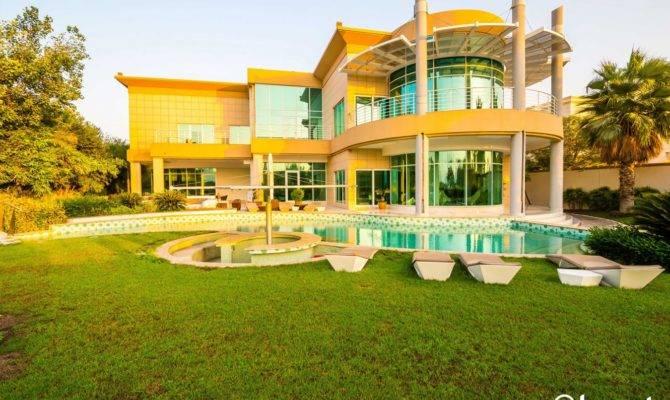 Luxurious Bed Villa Emirates Hills Dubai Bayut