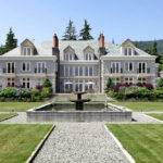 Luxurious English Manor Estate British Columbia Canada