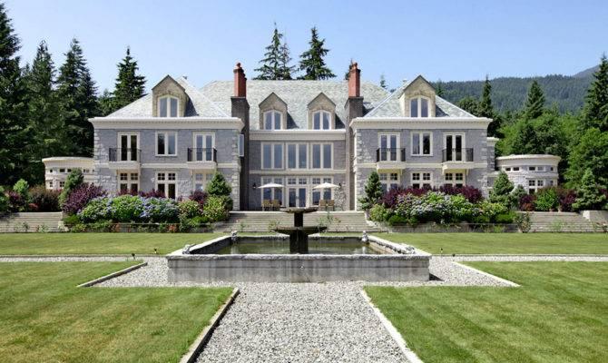 Luxurious English Manor Estate British Columbia Canada