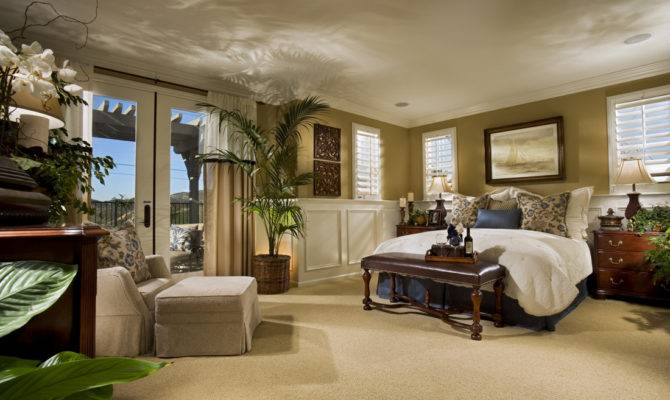 Luxurious Master Bedrooms Ideas