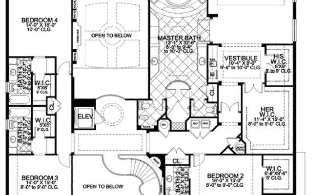 Luxurious Master Suite Architectural Designs