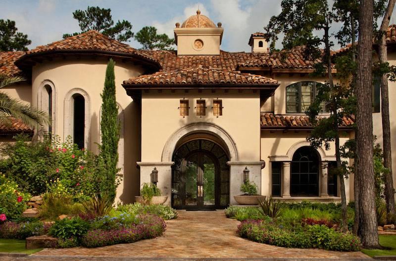 Luxurious Modern Italian Style House Jauregui Architect ...