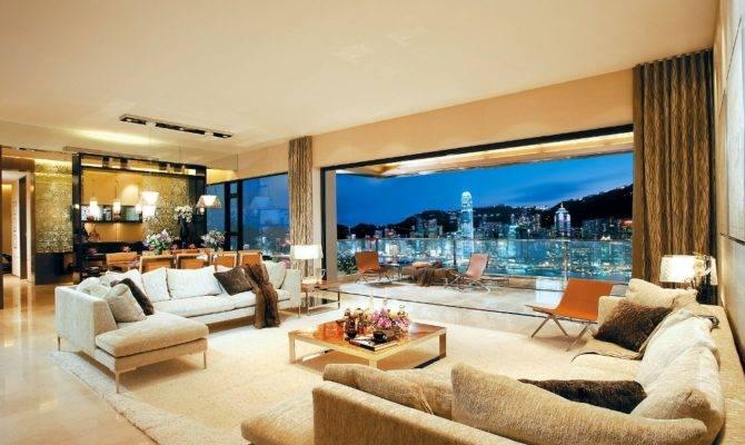 Luxurious Modern Living Room Design Ideas