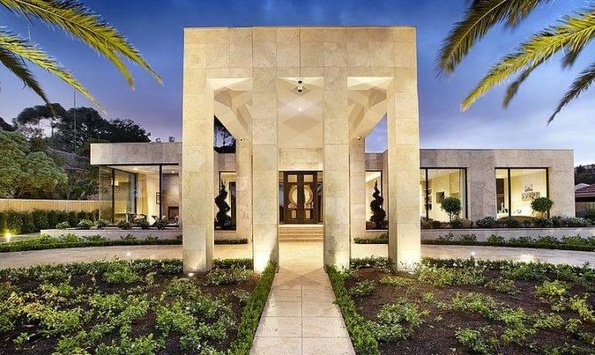 Luxuriuos Borell Street Residence Bagnato Architects