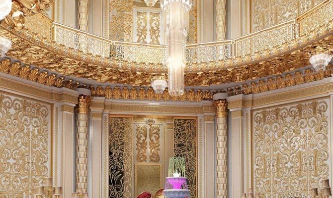 Luxury Antonovich Design Uae Arabic House