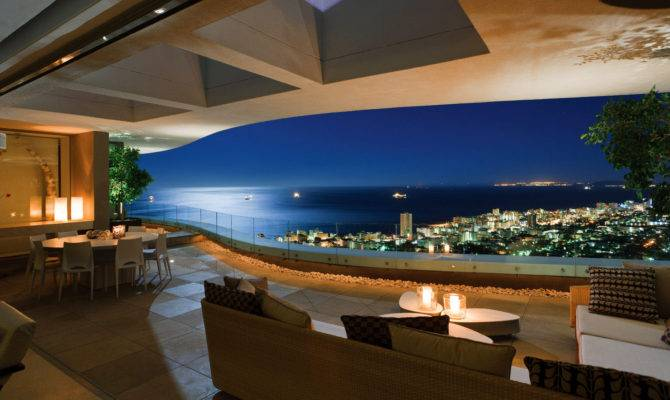 Luxury Apartment Has Probably One Best Views Cape Town