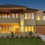 Luxury Australian Double Storey Residential House Home Design