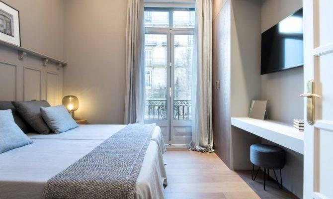 Luxury Barcelona Bedroom Apartment