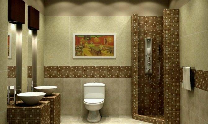 Luxury Bathrooms Designs Ideas Modern Home Plan Idea