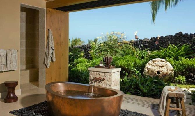 Luxury Bathrooms Top Stunning Outdoor Part