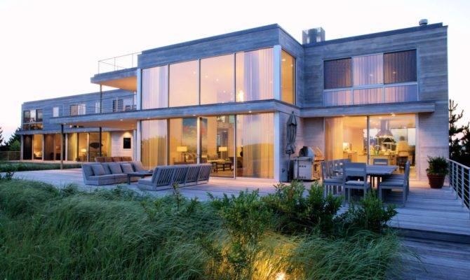 Luxury Beach Homes Home Southampton New York Usa