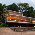 Luxury Beach House Marcio Kogan Architects Adelto