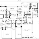 Luxury Bedroom House Plans Homes Floor