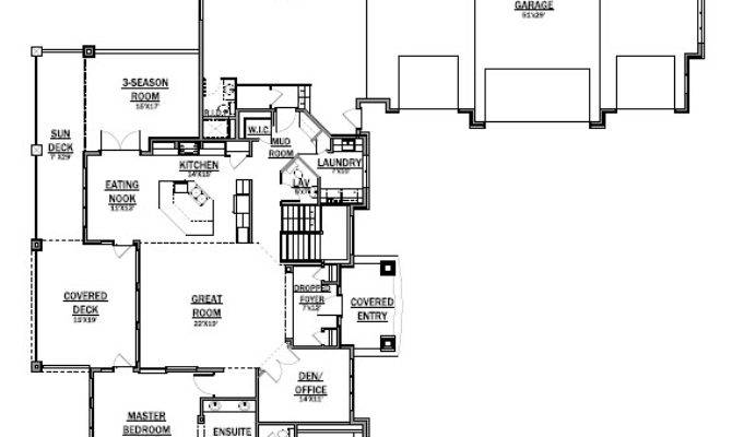 Luxury Bungalow Floor Plan Designs Joy Studio Design