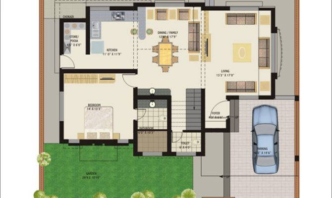 Luxury Bungalow House Plans Homes Floor