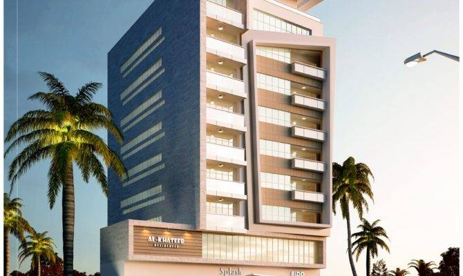 Luxury Commercial Residential Building Muraqqabat
