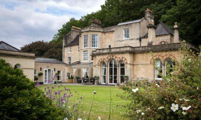 Luxury Country House Bath England Solo Trekker