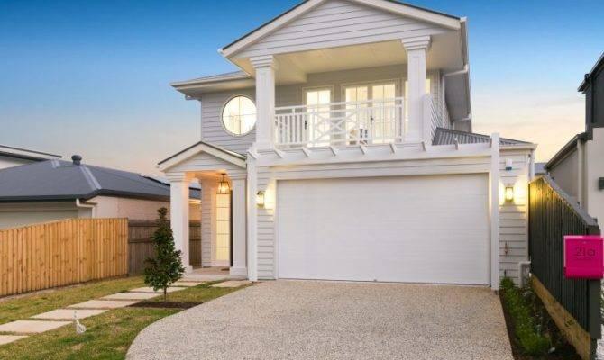 Luxury Custom Home Builders Small Lot Narrow Block