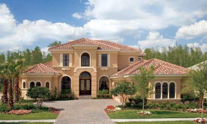 Luxury Custom Home Landscape Pinterest