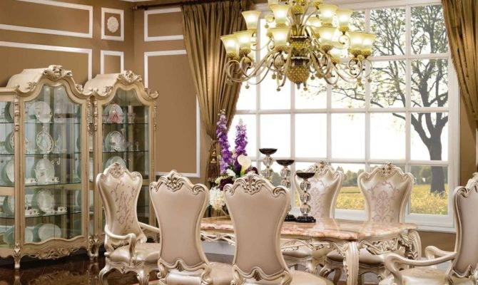 Luxury Dining Room Design Ideas Creative Home