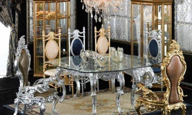 Luxury Dining Room Furniture Products Design