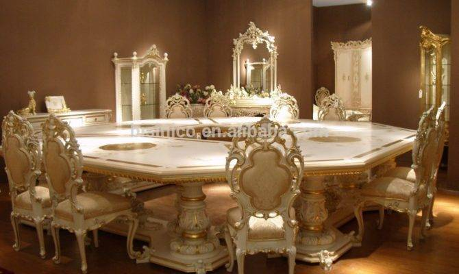 Luxury Dining Room Sets
