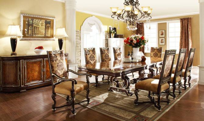 Luxury Dining Room Table Tables