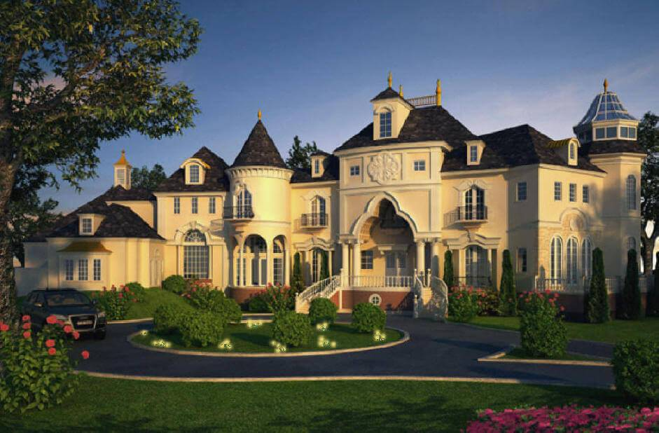 Design Large Custom House Floor Plans