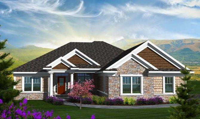 Luxury Empty Nest House Plans