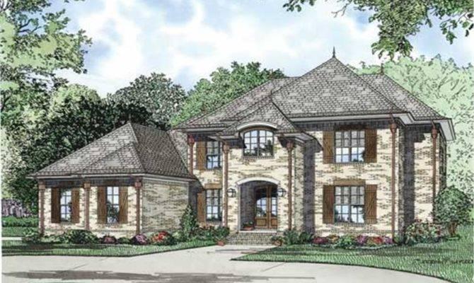 Luxury European House Plans Home Design
