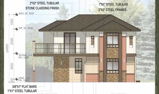 Luxury Floor Plans Garage Guest House Custom Design