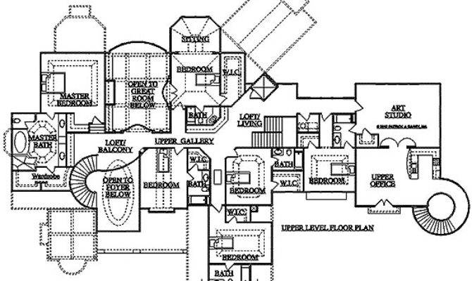 luxury floor plans homes design house plans 95903