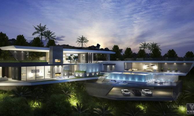 Luxury Garage Ideas Interior Design