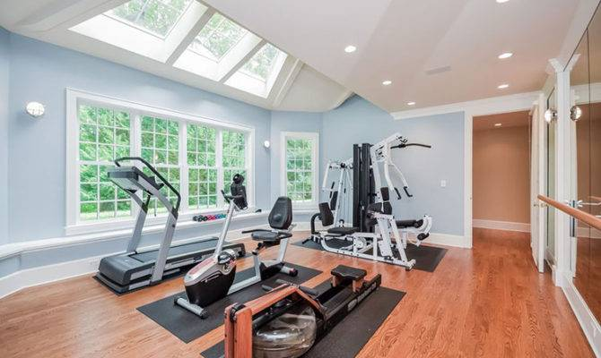 Luxury Gym Ideas Your Home Lifetime