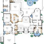 Luxury Home Floor Plans House Designs