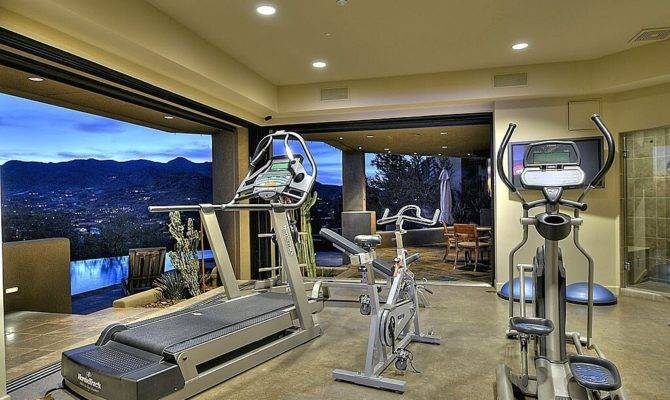 Luxury Home Gym Design Ideas Fitness Buffs
