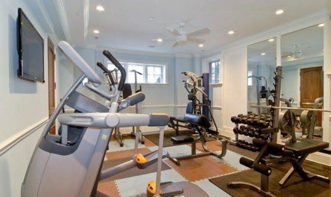 Luxury Home Gym Total Solutions