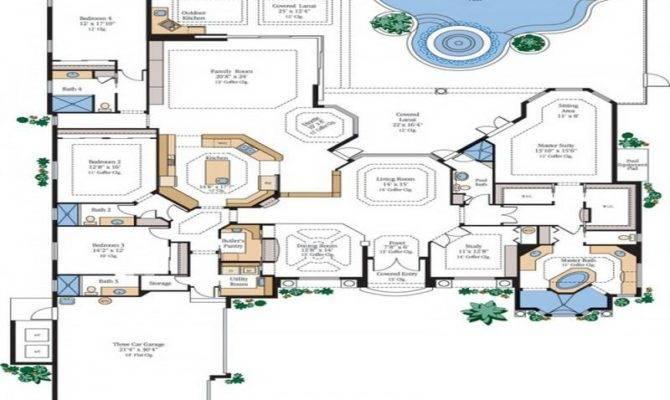 Luxury Home Ideas Plans Best Design