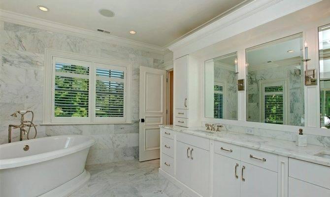 Luxury Home Master Baths Bathrooms Heritage Builders