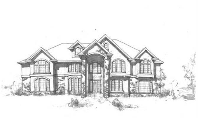 Luxury Home Plans Design Nielsen