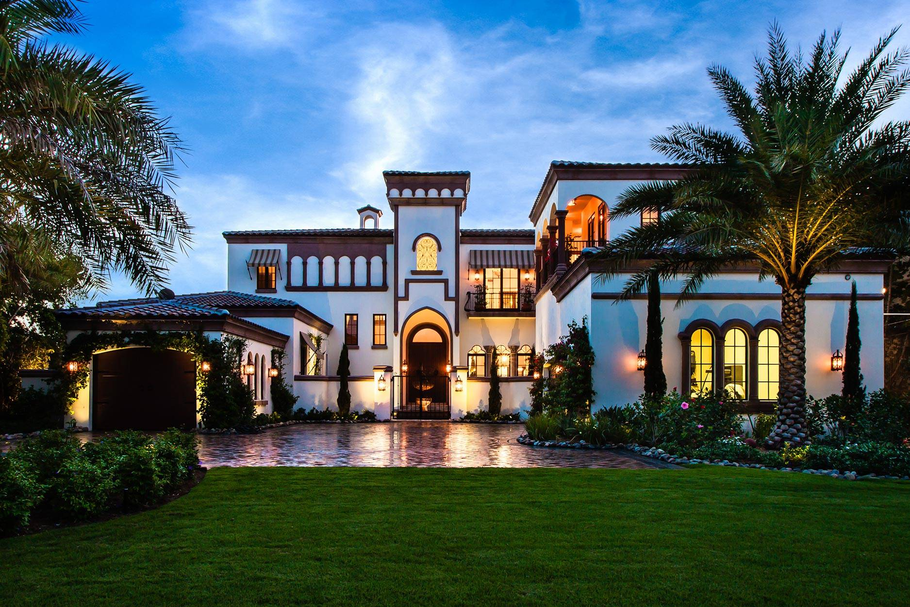 Luxury Homes Exterior Home Builders House Plans 58493