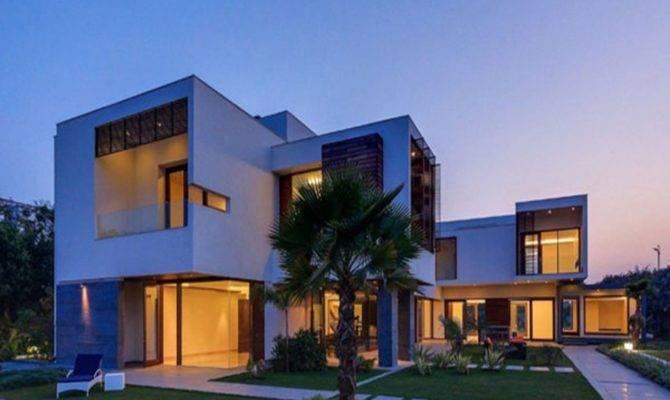 Luxury House Plan Beach Plans Modern