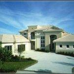 Luxury House Plan Beach Plans Modern
