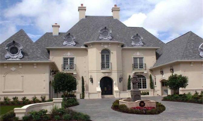 Luxury House Plan European Home