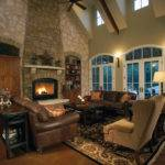 Luxury House Plan Great Room Plans