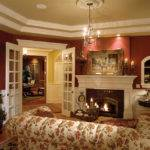Luxury House Plan Living Room Plans
