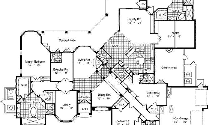 Luxury House Plans Beautiful Houses